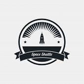 space rocket shuttle
