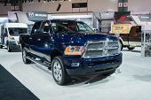 Ram 2500 Limited 2015 On Display