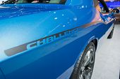 Dodge Challenger 2015 On Dlisplay