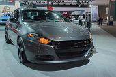 Dodge Dart 2015 On Display