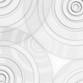 Abtract Circles Background
