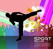 Sport vector illustration