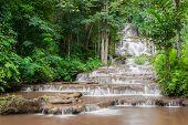 Pha Chareon Waterfall