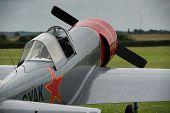 Aerostars Yak 52 Display Aircraft