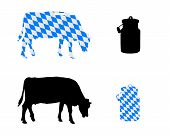 Bavarian Milk Cow