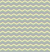 Tile vector pattern with yellow and green zig zag print on grey background