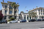 Lycee Massena, Academie De Nice, France