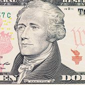 The Face  Hamilton The Dollar Bill