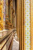 Decorations In Wat Phra Kaew