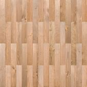 Seamless brown planks background.