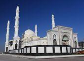 Beautiful Mosque In Astana