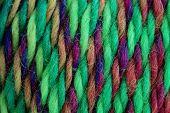 colorful wool - needlecraft
