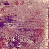 Vintage texture. With different color patterns: purple (violet); brown; gray