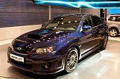 Subaru Impeza WRX STI - European premiere