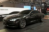 BMW Gran Coupe Concept-car