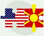 stock photo of macedonia  - Vector Image  - JPG