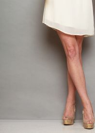 stock photo of stiletto  - Female fashion - JPG