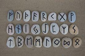 image of rune  - Runes - JPG