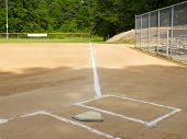 First Base Line