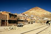 Train Tracks - Potosi, Bolivia