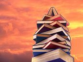 Tower Of Books #7