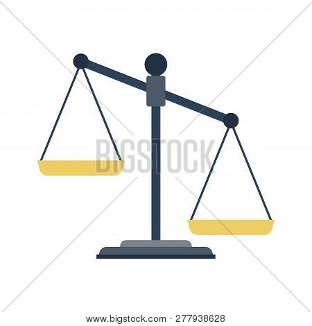 Empty Scales Scales Of Justice