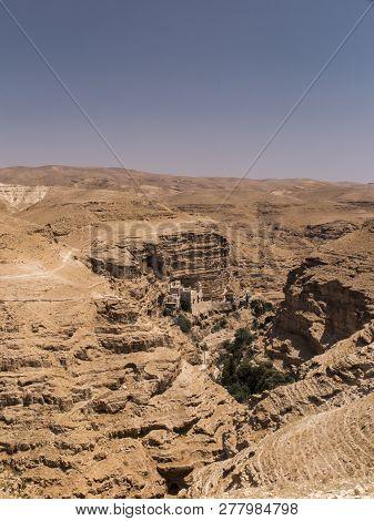Judaean Desert Negeb St George