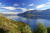 Lake Wananka, New Zealand