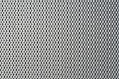 image of air conditioner  - A Shiny Metal Aluminium Mesh Grill Background