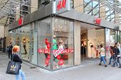H&m Fashion Store