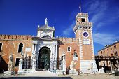foto of arsenal  - Venice Arsenal and Naval Museum - JPG