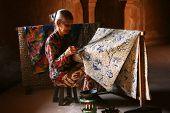 traditional batik