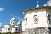 Intercession monastery of Tervenichi, Russia (nunnery, orthodox)