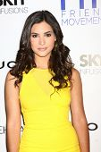 LOS ANGELES - JUL 1:  Camila Banus arrives at the Friend Movement Anti-Bullying Benefit Concert at t