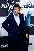 NEW YORK-JULY 9: Actor Ken Jeong attends the premiere of