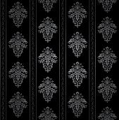 Seamless Gothic wallpaper