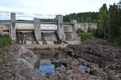 Imatra Hydroelectric Power Station.