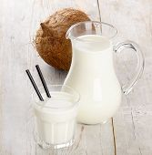 Milk And Coconut