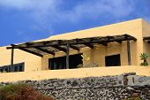 Playa Blanca Yellow House