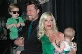 Dean McDermott with Tori Spelling and family  at the party celebrating the release of the book 'Mommywood'. Bond St Beverly Hills, Beverly Hills, CA. 04-13-09