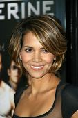 Halle Berry  at the Industry Screening of 'X-Men Origins Wolverine'. Grauman's Chinese Theater, Holl