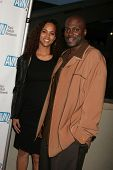 Lexington Steele  at the Los Angeles Premiere of 'Naked Ambition an R-Rated Look at an X-Rated Indus