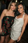 Lexi Love and Kaylani Lei  at the Los Angeles Premiere of 'Naked Ambition an R-Rated Look at an X-Ra