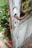 Rusty Old Conservatory Door