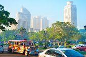 Morning Metro Manila