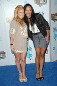 Sabrina Bryan and Kiely Williams  at the Jon Lovitz Comedy Club Charity Opening, benefitting the Ovarian Cancer Research Fund. Jon Lovitz Comedy Club, Universal City, CA. 05-28-09