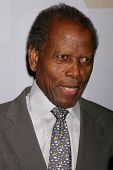 Sidney Poitier at the Heart Foundation gala honoring Wolfgang Puck. The Beverly Wilshire Hotel, Beverly Hills, CA. 05-30-09