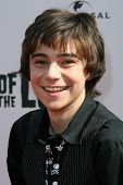 Logan Manus at the Los Angeles Premiere of 'Land of the Lost'. Grauman's Chinese Theatre, Hollywood,