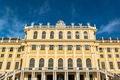 stock photo of schoenbrunn  - Vienna, Austria - Schoenbrunn Palace, a UNESCO World Heritage Site