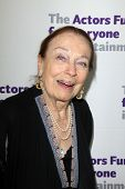 Patricia Morison at the Actors Fund 16th Annual Tony Awards Party honoring Jason Alexander, Skirball